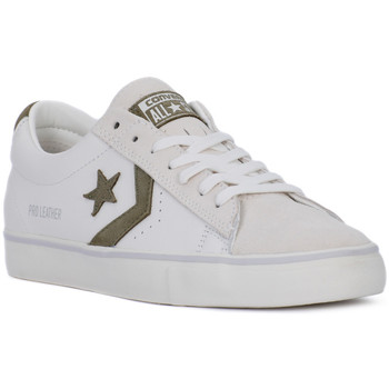 Schuhe Herren Sneaker Low Converse PRO LEATHER VULC OX Bianco