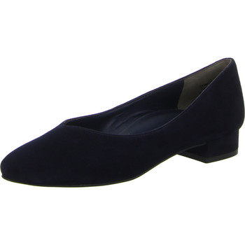 Schuhe Damen Ballerinas Paul Green 2336 dunkelblau