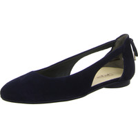 Schuhe Damen Ballerinas Paul Green 3553 dunkelblau