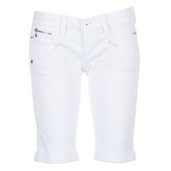 Kleidung Damen Shorts / Bermudas Freeman T.Porter BELIXA Weiss