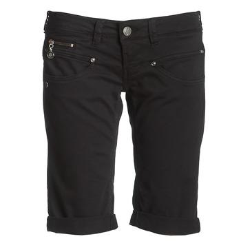 Shorts Freeman T.Porter BELIXA Schwarz 350x350
