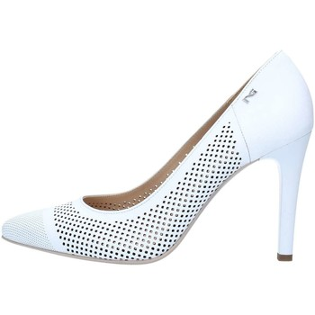 Schuhe Damen Pumps Nero Giardini P805500DE Pumps Frau White White
