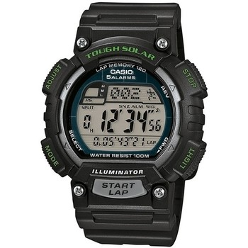 Uhren Herren Digitaluhren Casio Collection STL-S100H-1AVEF grau