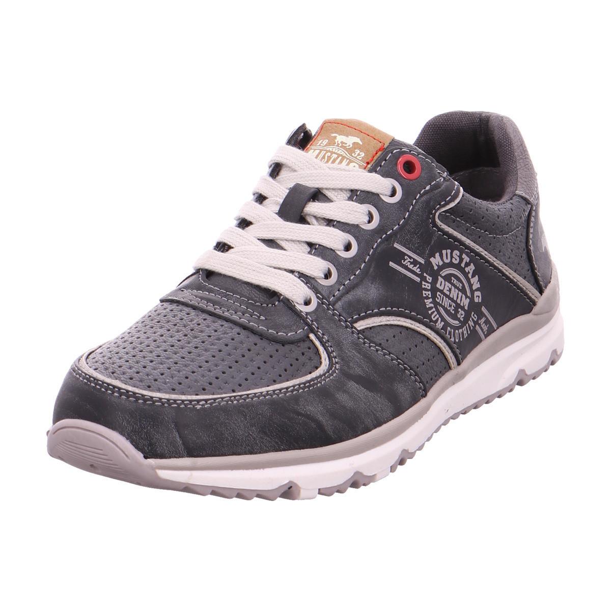 Mustang - 4095312 200 Stein - Schuhe Sneaker Low Herren 55,95 €