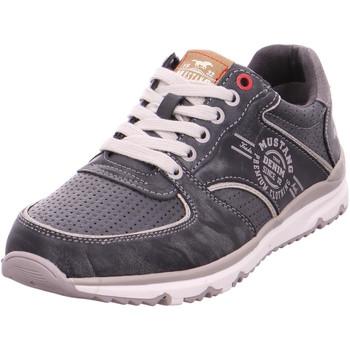Schuhe Herren Sneaker Low Mustang Ko - 4095312 200 Stein