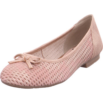 Schuhe Damen Ballerinas Softline Da.-Ballerina ROSE METALLIC 952