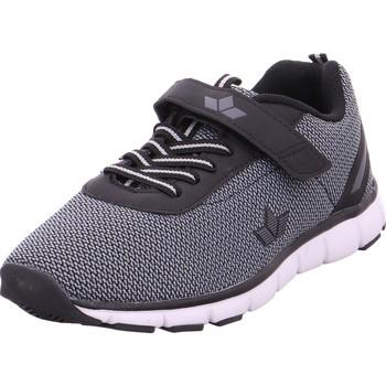 Schuhe Jungen Sneaker Low Lico FLOW VS GRAU/SCHWARZ