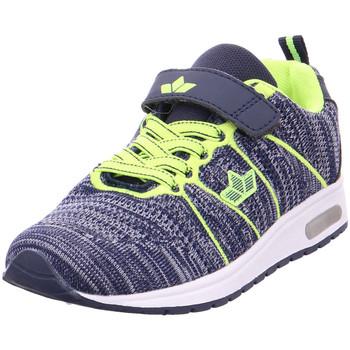 Schuhe Jungen Sneaker Low Lico JACKY VS MARINE/GRAU/LEMON