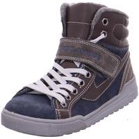 Schuhe Jungen Sneaker High S.Oliver Schlupf-, Klett-, Reißverschlu 890 Navy Comb.