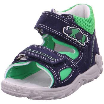 Schuhe Kinder Sandalen / Sandaletten Legero Flow Minilette blau kombi