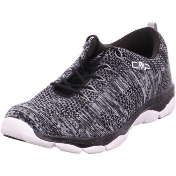 Schuhe Sneaker Low Cmp Schnürhalbs.Sp-Boden nero
