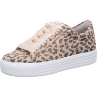 Schuhe Damen Sneaker Low Kennel + Schmenger Up hellrot