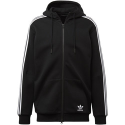 Kleidung Herren Trainingsjacken adidas Originals Curated Kapuzenjacke Schwarz