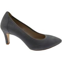Schuhe Damen Pumps Melluso MED078Eje grigio