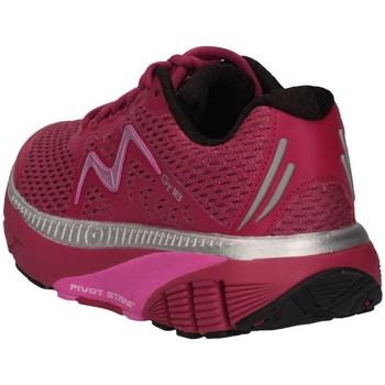 Mbt 702016-1185Y Fuchsie - Schuhe Sneaker Low Damen 15300