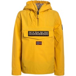 Kleidung Jacken Napapijri RAINFOREST SUM 16Y N0YHJE JACKEN UND MÄNTEL Unisex Junior YELLO YELLOW