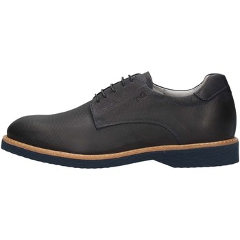 Schuhe Herren Derby-Schuhe Nero Giardini P800205U Lace up shoes Mann Blau Blau