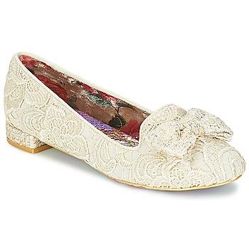 Schuhe Damen Ballerinas Irregular Choice CHAN TILY Creme