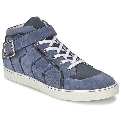 Vivienne Westwood HIGH TRAINER High Blau  Schuhe Sneaker High TRAINER Herren 234,50 ad4973