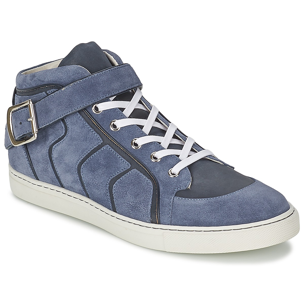 Vivienne Westwood HIGH TRAINER Blau