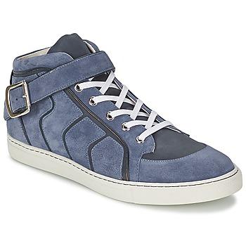 Vivienne Westwood HIGH TRAINER Blau 350x350