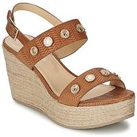 Schuhe Damen Sandalen / Sandaletten Alberto Gozzi IRIS Braun