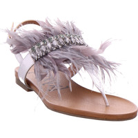 Schuhe Damen Sandalen / Sandaletten Xyxyx - 65005.02 Silver