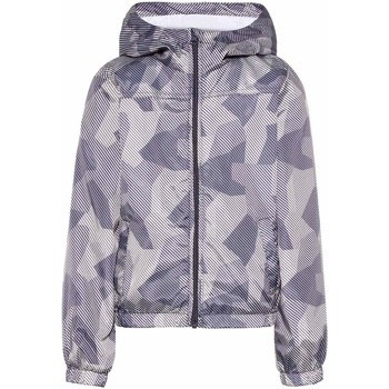 Kleidung Jungen Jacken Name It Kids NKMMIX AOP JACKET CAMP Grau