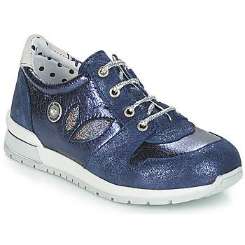 Schuhe Mädchen Sneaker Low Catimini CHOCHOTTE Blau