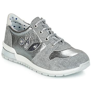 Schuhe Mädchen Sneaker Low Catimini CHOCHOTTE Grau