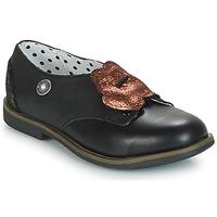 Schuhe Mädchen Ballerinas Catimini CAVILLE Schwarz