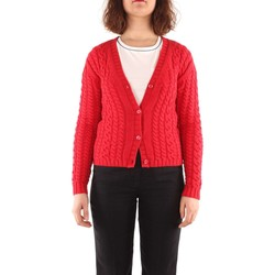 Kleidung Damen Strickjacken Weekend Maxmara CINTO Pullover & Sweatshirts Frau red red