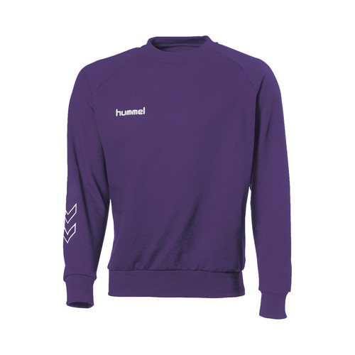 Kleidung Sweatshirts Hummel Sweat Corporate Coton Violett