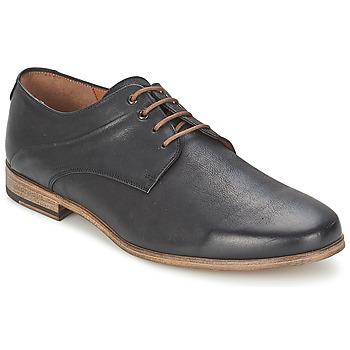Schuhe Herren Derby-Schuhe Kost FAUCHARD Schwarz