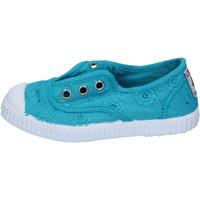 Schuhe Mädchen Tennisschuhe Cienta AD784 Blau