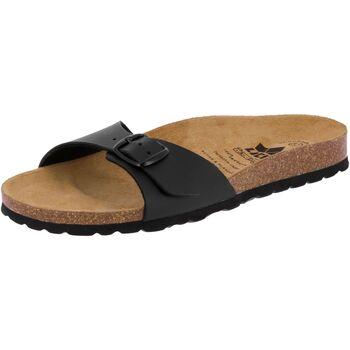 Schuhe Damen Zehensandalen Lico Bioline once schwarz