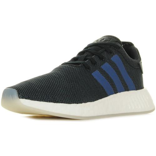 Schuhe Damen Sneaker Low adidas Originals Nmd R2 Schwarz