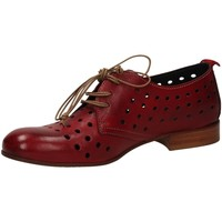 Schuhe Damen Richelieu Mat:20 WEST Rot