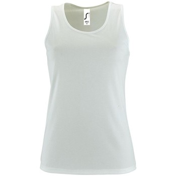 Kleidung Damen Tops Sols SPORT TT WOMEN Blanco