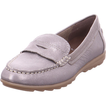 Schuhe Damen Slipper Softline Da.-Slipper PEWTER 915