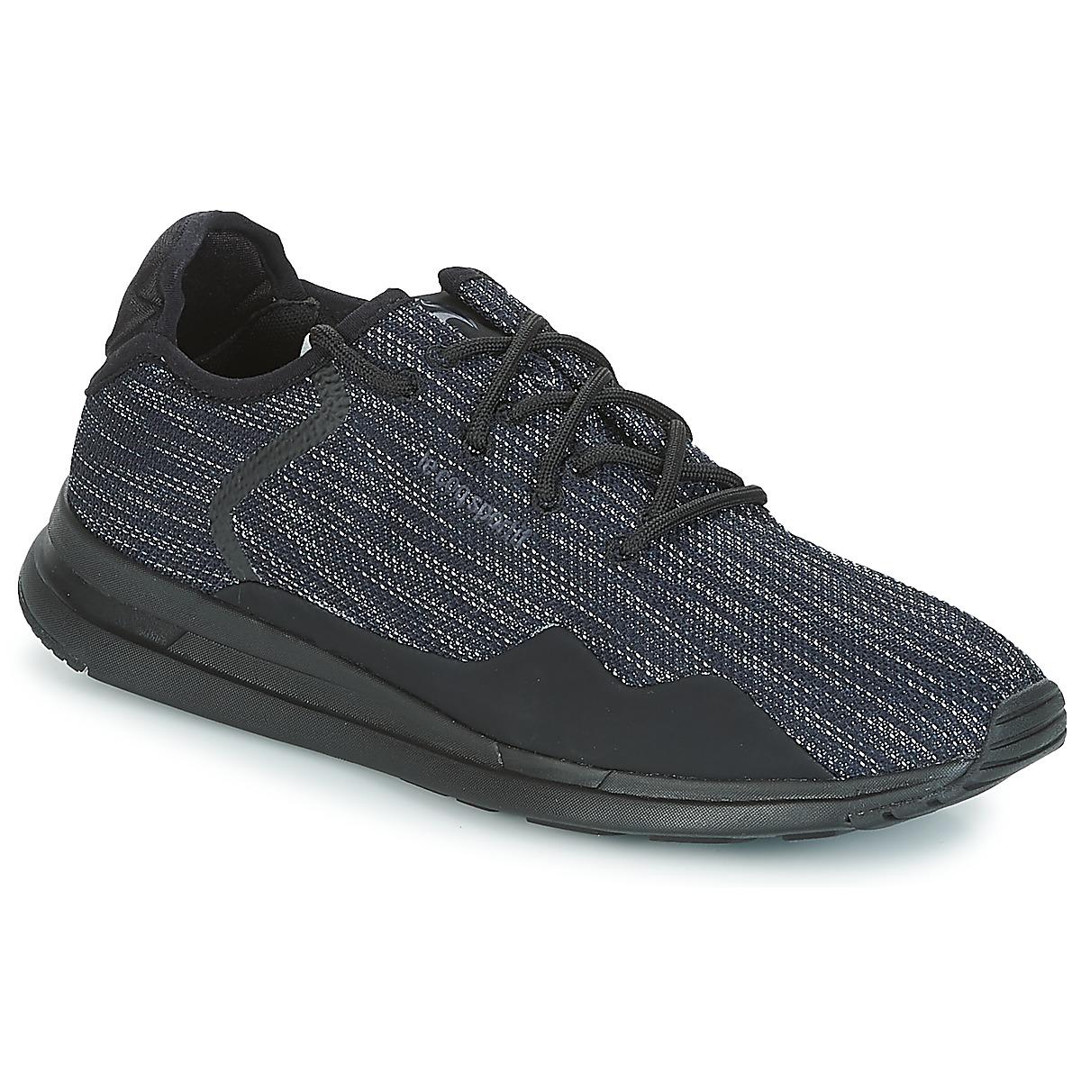 Le Coq Sportif SOLAS PREMIUM Triple / Schwarz - Kostenloser Versand bei Spartoode ! - Schuhe Sneaker Low Herren 89,99 €