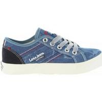 Schuhe Kinder Sneaker Low Lois 60050 Azul