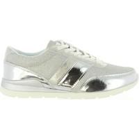 Schuhe Damen Sneaker Low Lois 85608 Plateado