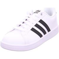 Schuhe Sneaker Low adidas Originals CLOUDFOAM ADVANTAGE FTWWHT/CBLACK/FTWWHT000