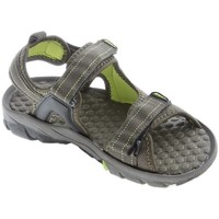 Schuhe Kinder Sandalen / Sandaletten Regatta Boys Adflux II SS13 Grau