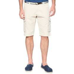 Kleidung Herren Shorts / Bermudas Tom Tailor Short cargo  Jim Beige