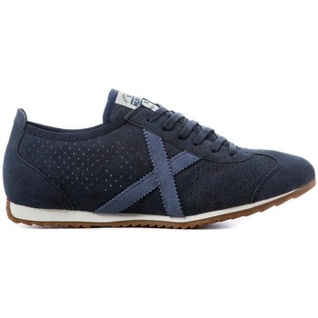 Schuhe Sneaker Low Munich Fashion OSAKA 317 Blue