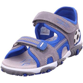 Schuhe Jungen Sandalen / Sandaletten Legero Mike-2  Sandaletten-Jungen smoke kombi