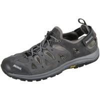 Schuhe Herren Sportliche Sandalen Meindl Hawai Graphit