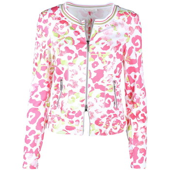 Kleidung Damen Jacken Airfield Push-Jacket pink